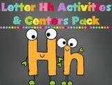 Letter Hh Activites Pack (CCSS)