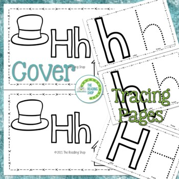 Letter H Alphabet Book - Letter of the Week - ABC Book