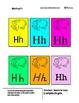 Letter H - BASIC Alphabet Curriculum for Preschool and Kin