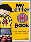 Letter H Book of Beginning Sounds-Emergent Reader w/Running Record-CCSS Aligned