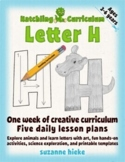 Letter H Bundle: 1 Week Of Complete Curriculum Lessons
