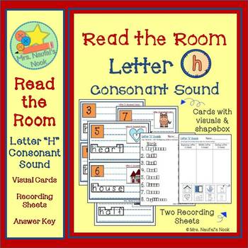 Letter H Read the Room