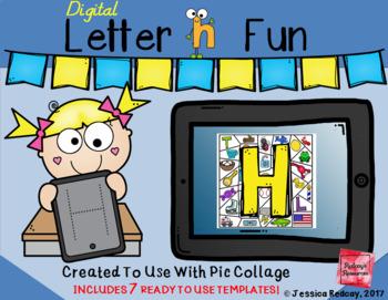 Letter H Fun