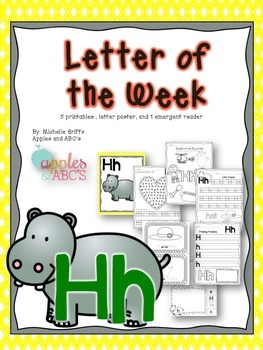 Letter H {Letter of the Week}