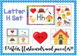 Letter H Set