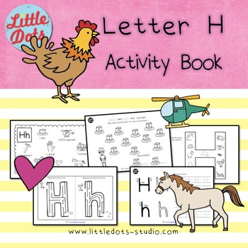 Letter H Activities and Worksheets