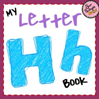Letter H booklet