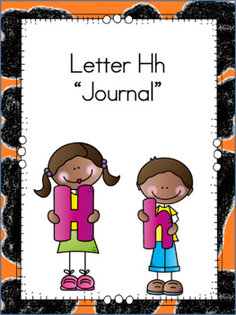 Letter Hh Journal