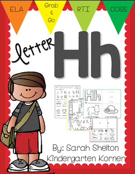 Letter Hh Practice (RTI)