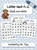 Letter Hunt A-Z