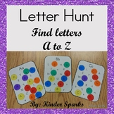 Letter Hunt- Find the letters A to Z