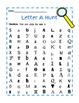 Letter Hunts