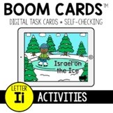 Letter I Activities BOOM CARDS™