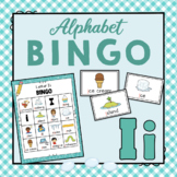 Letter I Bingo Game
