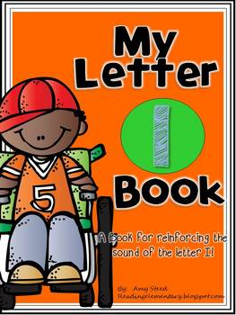 Letter I Book of Beginning Sounds-Emergent Reader w/Running Record-CCSS Aligned