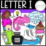 Letter I Clipart