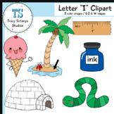 "Letter ""I"" Clipart Set {Tracy Sztanya Studios}"