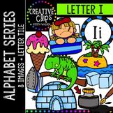 Letter I {Creative Clips Digital Clipart}