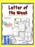 Letter I {Letter of the Week}