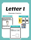 Letter I- Phoneme Practice