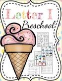 Letter I Preschool