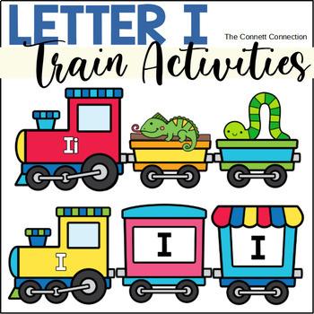 Letter I Train