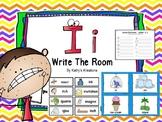 Letter I Write The Room