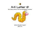 Letter ID (A through H) - Discrimination activities and fl