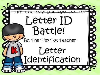 Letter ID Battle
