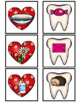 Letter and Sound Recognition Activities - February Valentines Day