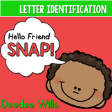 PHONICS ~ SNAP!  Letter Identification Phonics Game