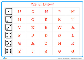 Letter ID/Sounds Roll and Read