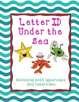 Letter ID Under the Sea