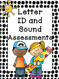 Letter ID and Sound Assessment