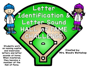Letter Id and Letter Sound Assessment Challenge (Hall of Fame Part 1)