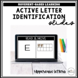 Letter Identification Activities (Uppercase Letters) | Dis