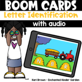 Letter Identification - Boom Cards