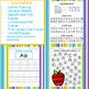 Literacy Centers: Letter Identification Bundle