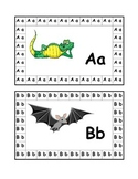 Letter Identification Cards