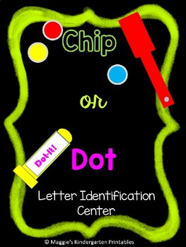 Letter Identification Center