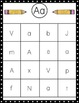 Letter Identification Charts