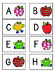 UPPERCASE Letter Identification Game - Apple Fun