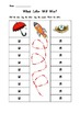 Letter Identification Game {Free}
