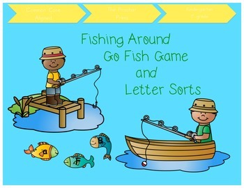 Letter Identification Go Fish