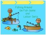 Letter Identification Go Fish