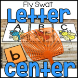Letter Identification & Letter Sounds Game / Center Activity