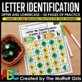 Letter Identification NO PREP