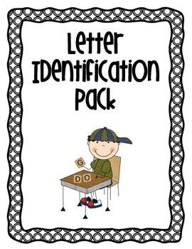 Letter Identification Pack