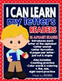 Letter Identification Readers