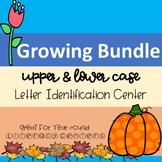 Letter Identification Seasonal Bundle